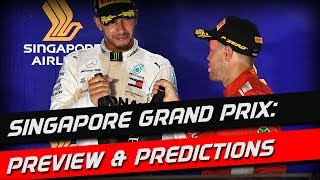 Singapore Grand Prix Preview And Predictions