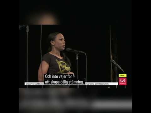 Alice Bah Kuhnke - Vad ministern verkligen menade #Metoo Cissi Wallin Aftonbladet Aschberg Virtanen