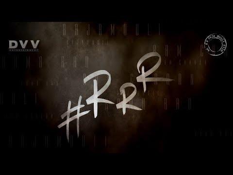 RRR Announcement - NTR, Ram Charan | SS Rajamouli