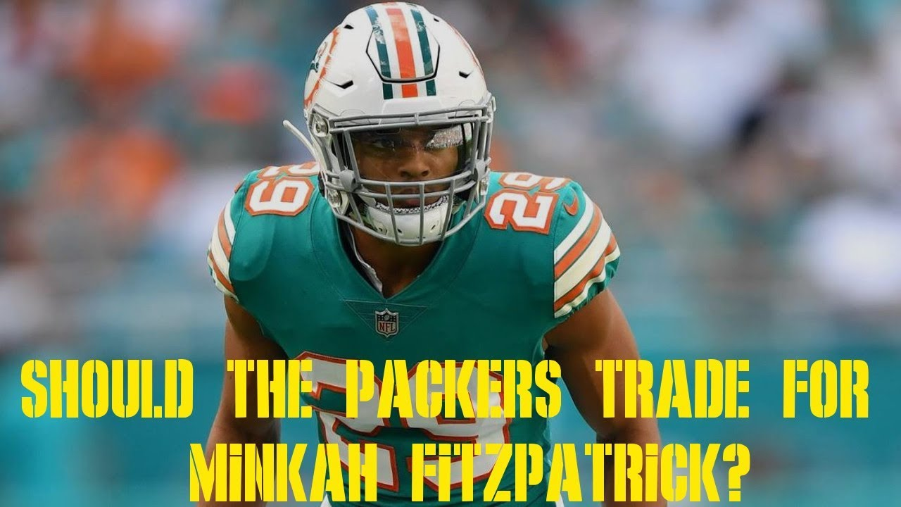 new style 06cd7 d2c58 Should the Packers Trade for Minkah Fitzpatrick?