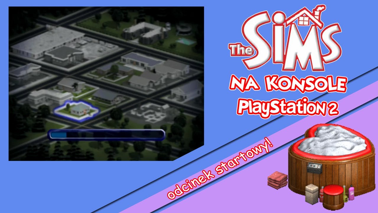 """The Sims PlayStation 2 