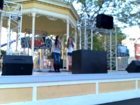 Karaoke at Great America