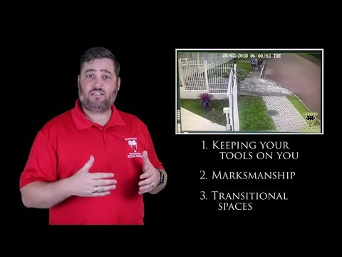 Prepared Homeowner Ready for Home Invaders | Active Self Protection