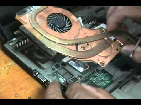 "ThinkPad T60 ""Fan error "" Repair"
