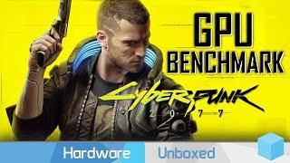 Cyberpunk 2077 GPU Benchmark, 1080p, 1440p & 4K Medium/Ultra