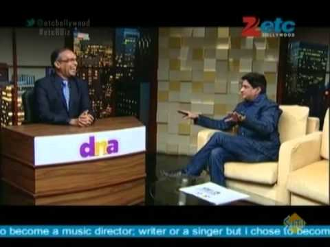 Anand Raj Anand with Komal Nahta