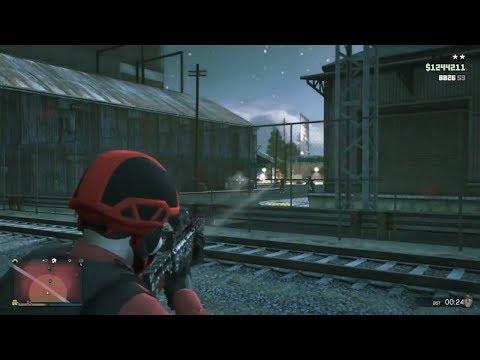 GTAV Online War Lobby Votes To Kick Me