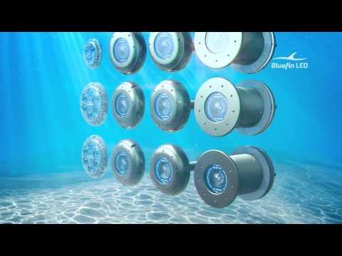 Bluefin LED Underwater Lighting