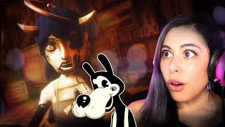 MIND BLOWN - Bendy and the Ink Machine Chapter 4
