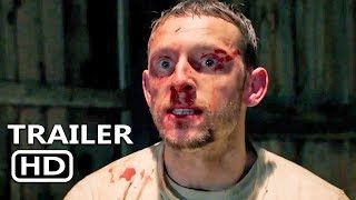 BELOW THE BELT Official Trailer (2019) Jamie Bell, Frank Grillo