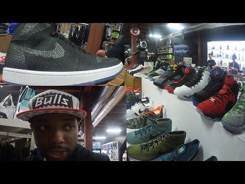 Seattle @BaitMeCom Heat Store? HypeBeast WATCH NOW! SneakerHead Shopping Vlog Ep.10