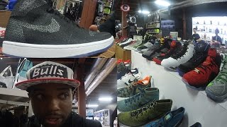 Seattle @BaitMeCom Heat Store? HypeBeast WATCH NOW! SneakerHead Shopping Vlog Ep.10