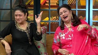 The Kapil Sharma Show - Uncensored Footage | Aruna Irani, Bindu