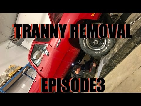 from Demetrius 1st gen crx tranny removal
