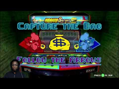 This game funn as Freak/Heavy Burger #1  