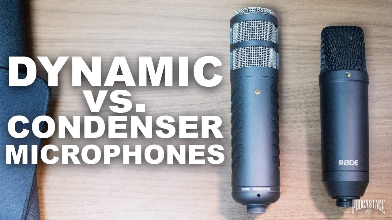 Dynamic Vs Condenser Microphones Whats The Difference Youtube This D0electret Microphone Schematicsvg Image From
