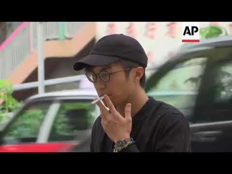Hong Kong to ban e-cigarettes, other new smoking products