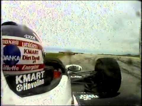 IndyCar 1994 - Cleveland - Brazil Broadcast