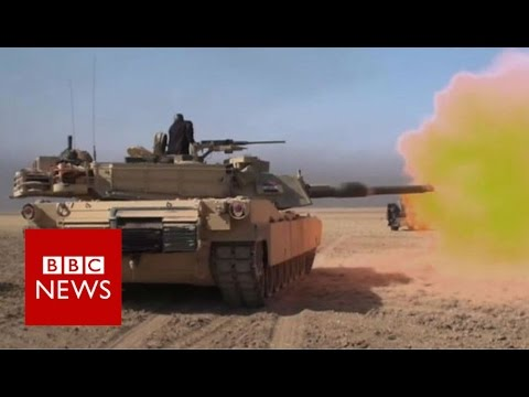 Mosul offensive 'could take months to drive out IS fighters' - BBC News