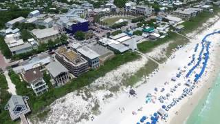Seaside, FL - 30a Aerial Photography