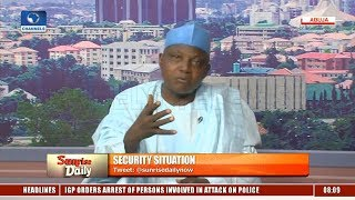 Security: There Is Inadequacy Of Personnel Due To Poor Funding - Garba Shehu Pt.1 |Sunrise Daily|