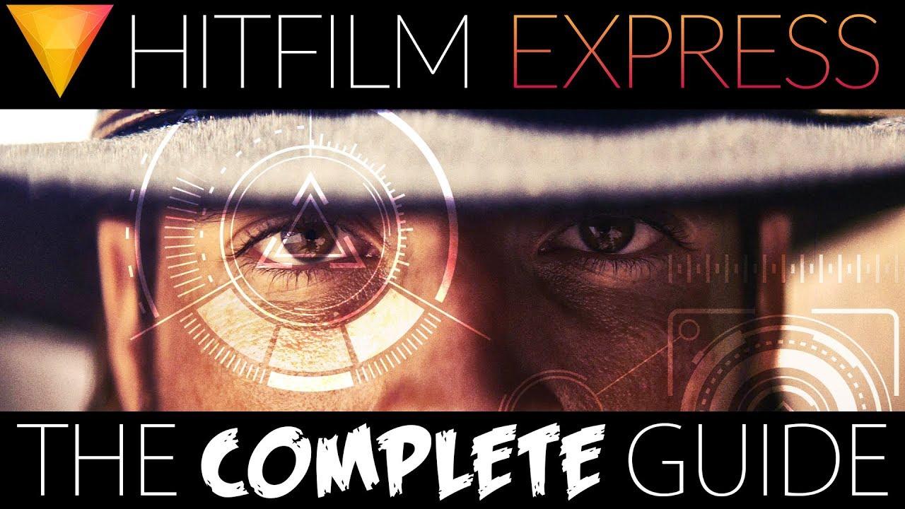 hitfilm express 2017 guide pdf