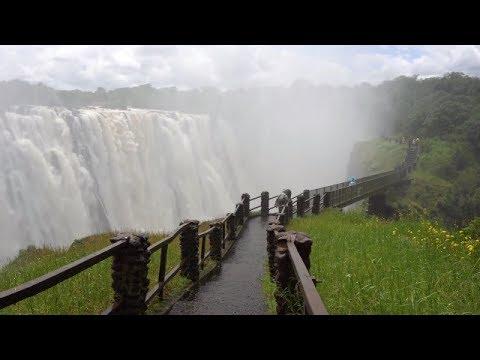 Victoria falls zimbabwe HD | tour of africa