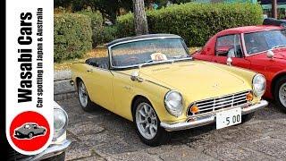Mega, Mega RARE!  1964 Honda S500.  (Not S600 or S800!)