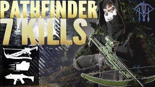 Ghost War PvP - Pathfinder 7 Kills - mezzatron