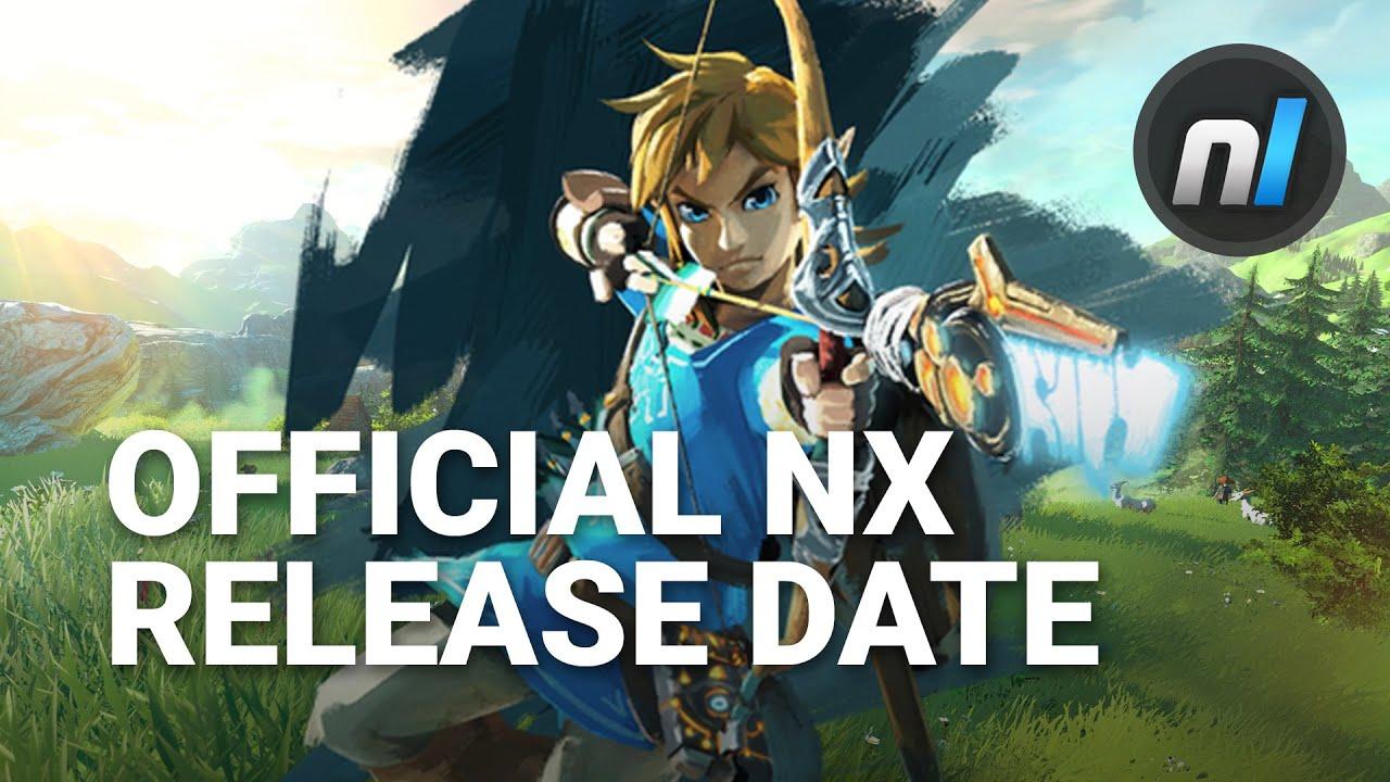 Zelda u release date in Sydney