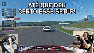 O SETUP IDEAL? - Alfa Romeo 4C e Mercedes AMG GT no Red Bull Ring | Gran Turismo Sport Gameplay