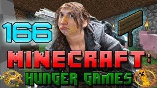 Minecraft: Hunger Games w/Mitch! Game 166 - Sign Trap!