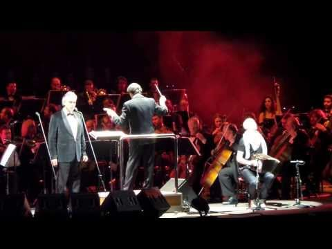 Andrea Bocelli-Mario Stefano Piertrodarchi-En Aranjuez Con Tu Amor