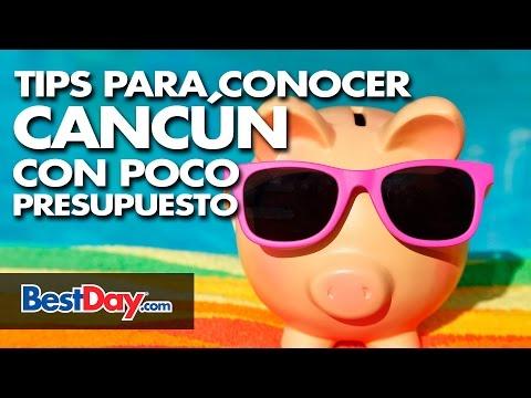 Tips para conocer Cancún con poco presupuesto
