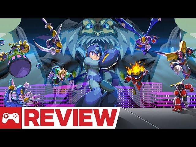 Mega Man Legacy Collection 2 (видео)