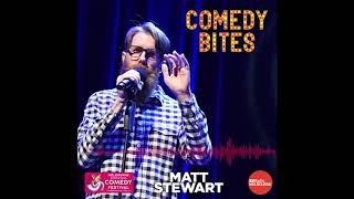 Matt Stewart Stand Up Comedy - Man Buns