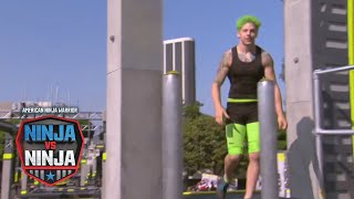 Jamie Rahn's Top Moments | American Ninja Warrior: Ninja Vs. Ninja