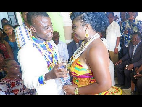 MY TRIP TO TOGO (WEST AFRICA) VLOG 3- MY SISTER'S TRADITIONAL WEDDING
