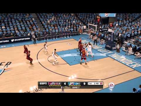 Watch Some Wacky NBA Live 16 Bugs