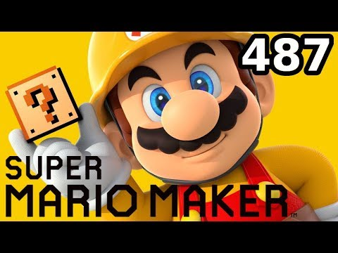 Super Mario Maker (WiiU): Ep #487 - Un Guscio Tira L'altro - Gameplay Ita