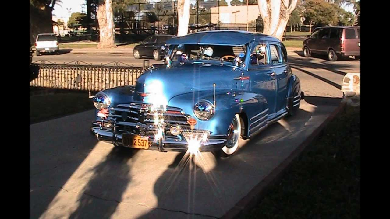 Coupe 1948 chevy stylemaster coupe for sale : Big Gene's 1948 Chevrolet Stylemaster - YouTube