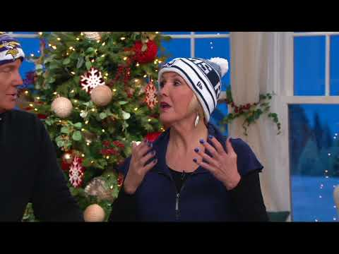 NFL Cuff Knit Hat With Pom By New Era On QVC