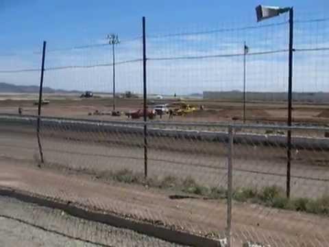 Prescott Valley Raceway 4 12 14 Mini Stock Heat