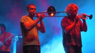 LaBrassBanda Live - Marienkäfer & Arrabica @ Sziget 2012