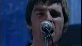 oasis don t look back in anger later with jools holland
