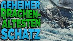 Geheimer Ort in der Raureif Weite - Monster Hunter World  Iceborne Tipps & Tricks