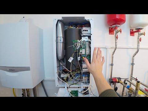 Как выбрать электрокотел? Обзор Protherm Скат, он же Vaillant EloBLOCK .