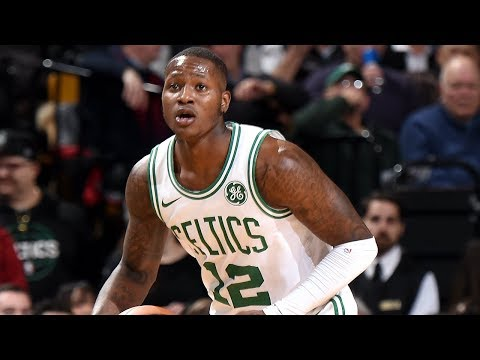 Terry Rozier records first career NBA triple-double!