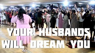 Gambar cover l YOUR HUSBAND MUST DREAM YOU TONIGHT…women who want to marry l