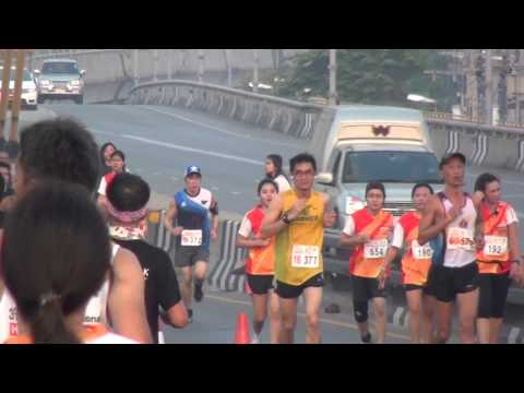 3rd Thailand International Half Marathon - ณัฐ ศักดาทร